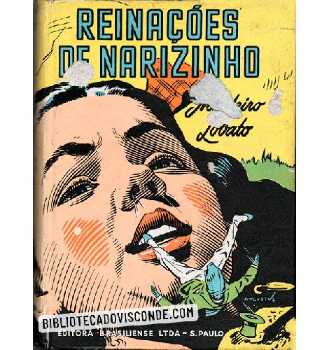 A Gênese de Reinações de Narizinho | Magno Silveira